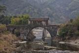 Chinese Covered Bridge near Hongcun