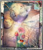 Dreams landscape-eden and paradise series