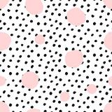Dots Seamless Pattern - 145616215