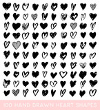 Heart Shapes Collection - 145618299