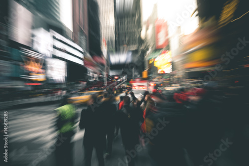 Times Square Impression - New York