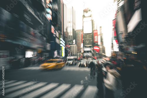 Times Square Impression - Nowy Jork