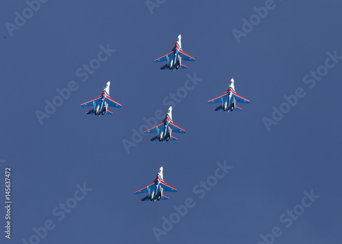 Plakat Aerobatic team Swifts