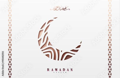 Month ramadan greeting card with arabic calligraphy ramadan kareem month ramadan greeting card with arabic calligraphy ramadan kareem islamic background half a month m4hsunfo