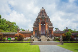 The gate of Taman Ayun, a royal temple of Mengwi Empire. It is one of the most attractive temples of Bali. located near Mengwi in the south of Bali.