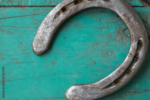 Poster Horseshoe