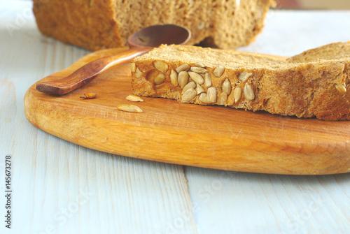 bread slice food helthy diet bakery