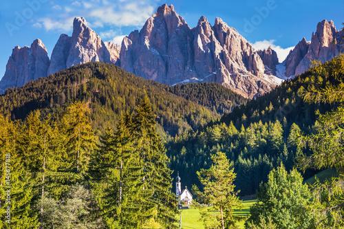 Day in  Dolomites