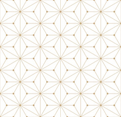 minimal sacred geometry graphic seamless pattern print