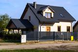 Jednorodzinny mały domek
