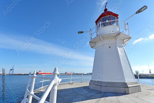 Lighthouse, Malmö, Sweden