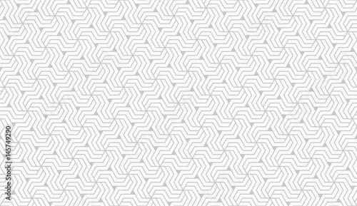 Seamless Nenji Asanoha Pattern, Japan Style #Vector Graphics(念じ麻の葉模様)