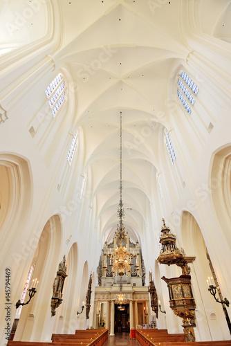 Sankt Petri kyrka, Malmö, Sweden