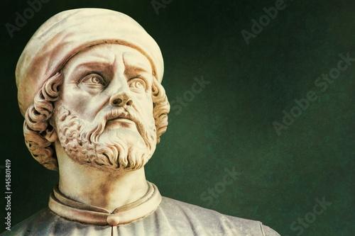 Florenz Uffizien, Donatello Poster