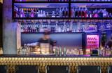 Bar in modern style - 145891003
