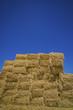 Getreideballen aus Stroh - 145905261