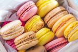 Macarons - 145909617