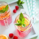 Beeren-Limo - erfrischender Durstlöscher 02
