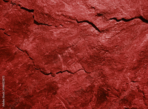 Papiers peints Rouge mauve Red Close up rocks. Stone texture.