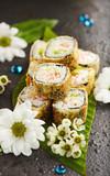 Tempura Sushi Roll © Ryzhkov