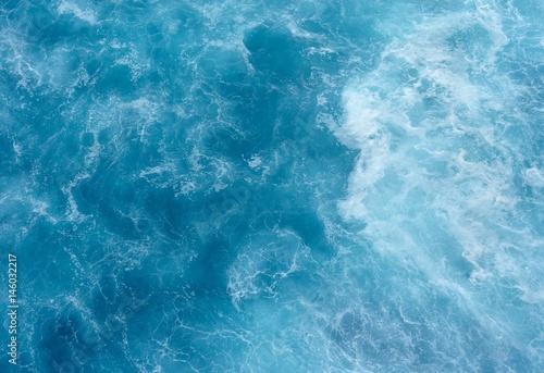 tekstura wody morskiej