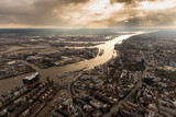 Luftaufnahme Hamburg
