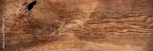 wide panorama rustic old oak wood texture background / Eiche Holz hintergrund textur panorama
