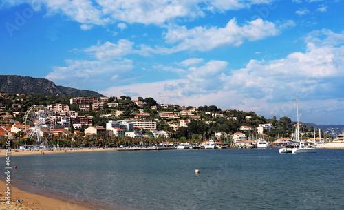 Tuinposter Algerije French Riviera - Le Lavandou