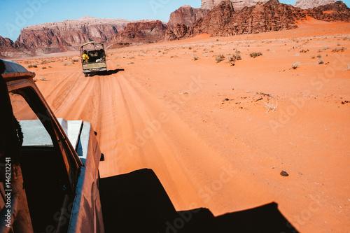 Wadi Rum Poster