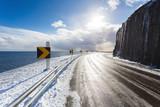 The Lofoten road