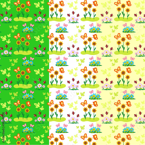 Christmas graphic elements vector pattern
