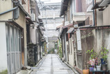 京都のレトロな路地