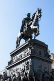 Alte Fritz Denkmal/memorial Unter den Linden Berlin