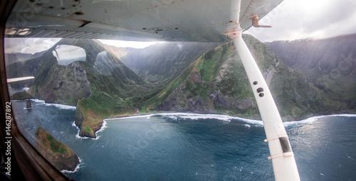 Molokai Flying Hawaii