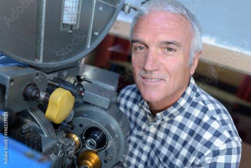 cinematography crew posing