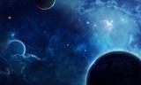 Planety i przestrzeń