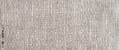 Fototapeta Linen Fabric Background Banner