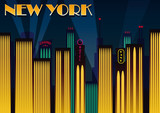 New York city. - 146642638