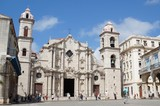 Cathedral square view, Havana
