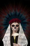 Día de los Muertos Catrina - 146753458