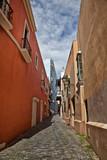 Old San Juan Street Scene, Puerto Rico