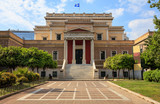 Athens, Greece - National historical museum - 146909017