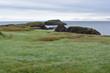 Rugged coastline of Elliston, Newfoundland: The Land of Puffins