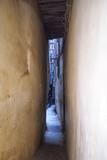 Marokko - Gasse in Fes