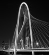Margaret Hunt-Hill Bridge in Dallas, Texas