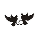 голуби и кольца - 147379608