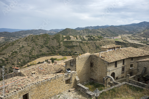 Views of Sos del Rey Catolico. It is a historic town and municipality in the province of Zaragoza, Aragon, eastern Spain. In 1968 it was declared a Historic-Artistic site and Site of Cultural Interest