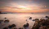 Lever du soleil à Antibes 7