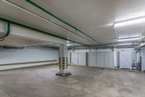 Empty underground parking - 147530270