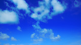 background Blue sky